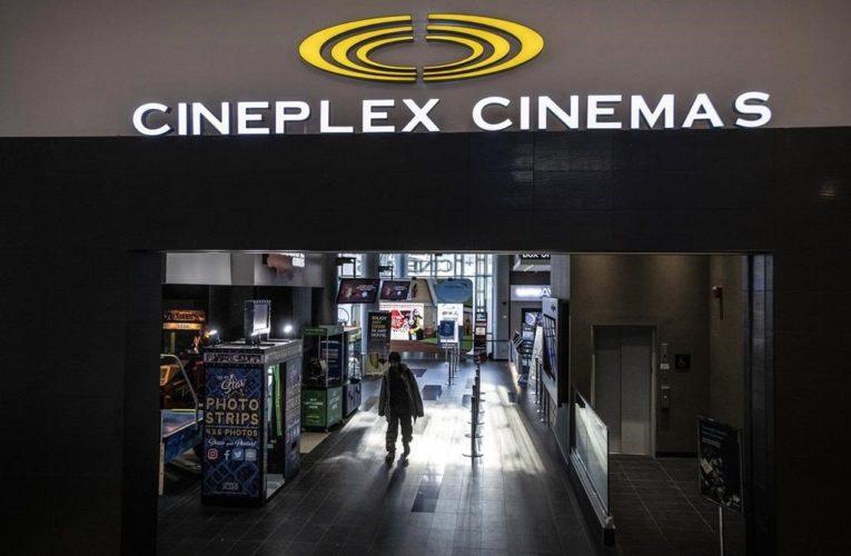 Cineplex CEO says chain will be 'agile' amid unpredictability due to coronavirus pandemic