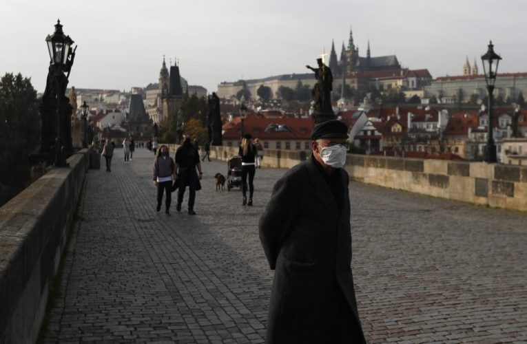 Coronavirus surge pushes Czech Republic into 2nd lockdown, breaking gov't pledges