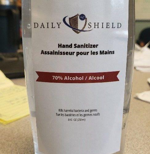Health Canada recalls counterfeit hand sanitizer found at Dollarama in Ontario