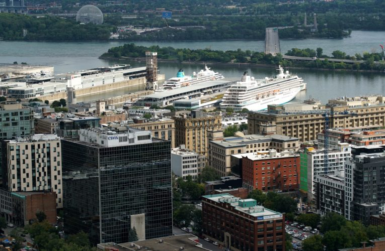 Large cruise ship ban in Canadian waters extended until at least February