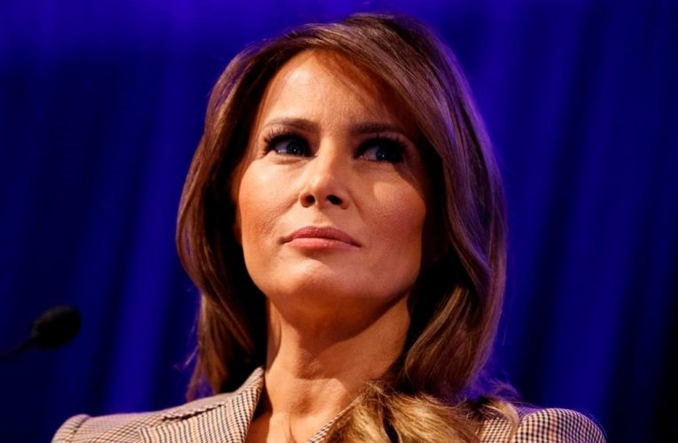 Melania Trump cancels campaign trip due to 'lingering cough' from coronavirus