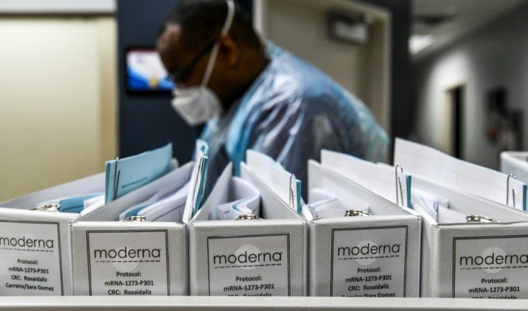 Moderna hails diversity of coronavirus trial participants