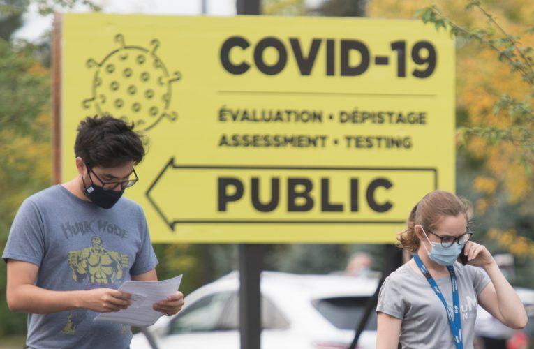 Quebec tops 1,000 new cases as coronavirus crisis gains steam