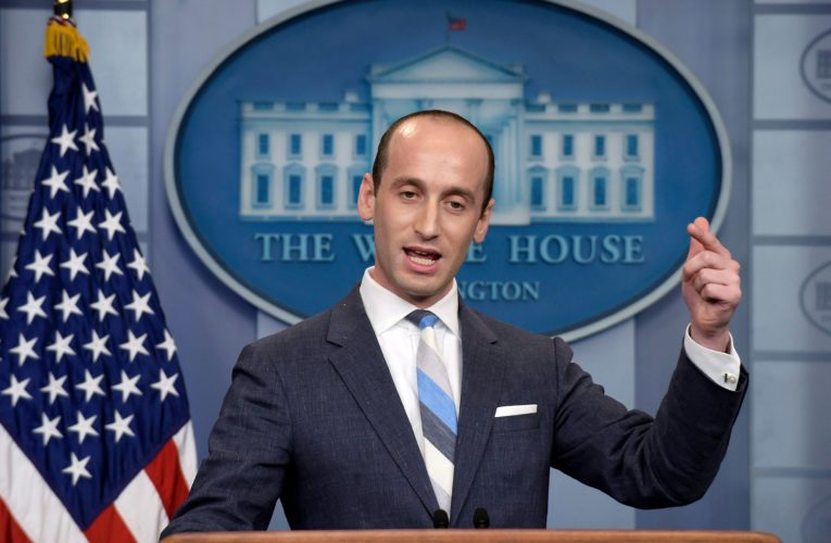 Top Trump aide Stephen Miller tests positive for coronavirus: reports