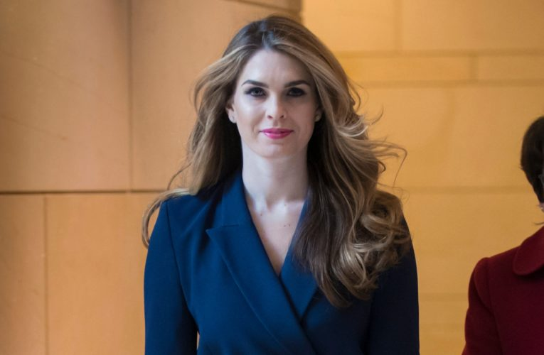 Trump awaiting results of coronavirus test after aide Hope Hicks tests positive
