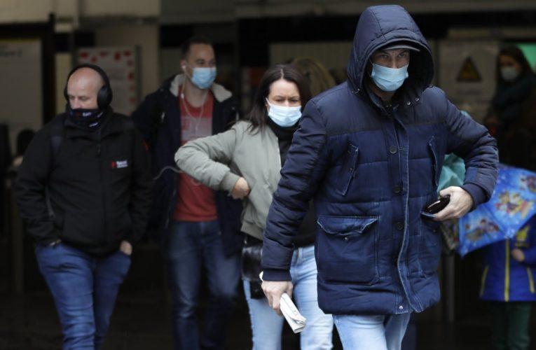 U.K. could see new lockdown as coronavirus cases surge