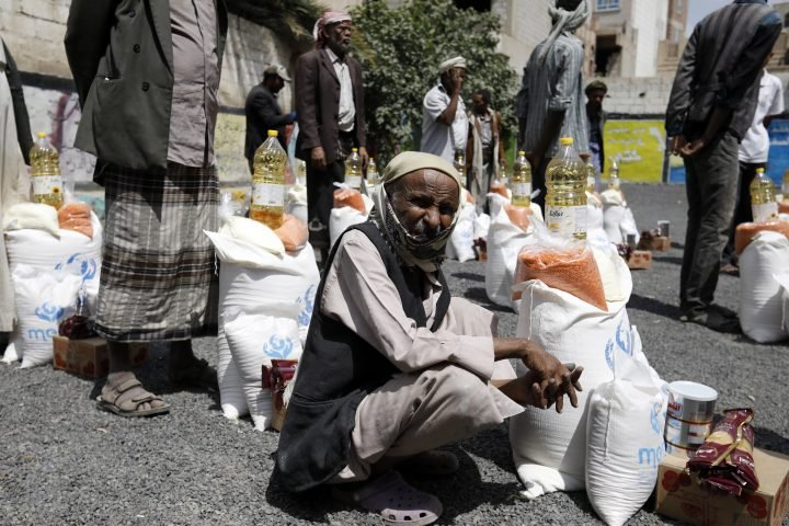 World Food Program wins Nobel Peace Prize as hunger soars amid pandemic