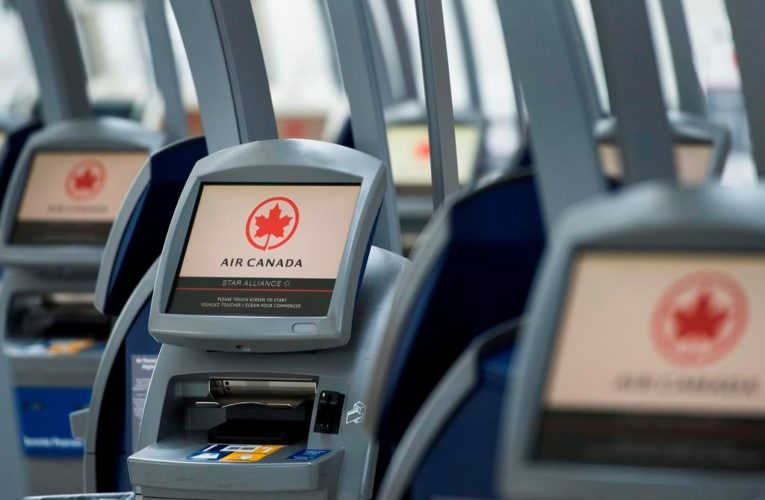 Air Canada reports $685M loss in third quarter amid COVID-19 pandemic