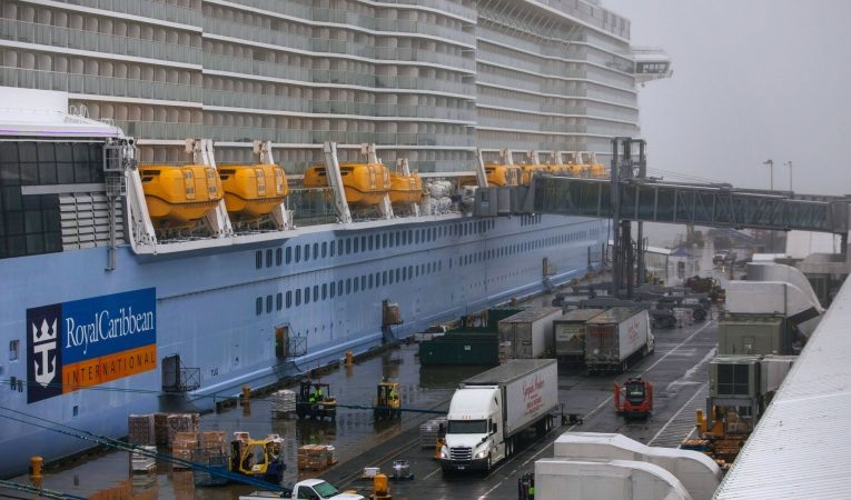 'All people' should avoid travel on cruise ships, U.S. CDC warns