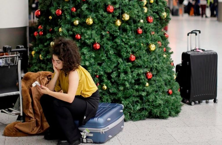 Are the holidays cancelled? Before you book that ticket, here's what experts say