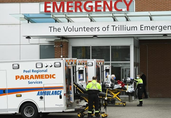 'Behaviour changed': Emergency hospital visits fell 50% in early days of pandemic