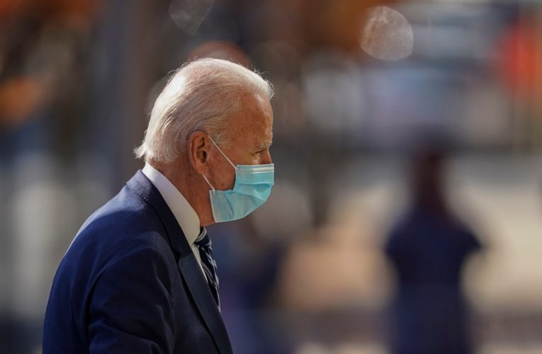 Biden faces critical question of national lockdown as U.S. coronavirus cases soar