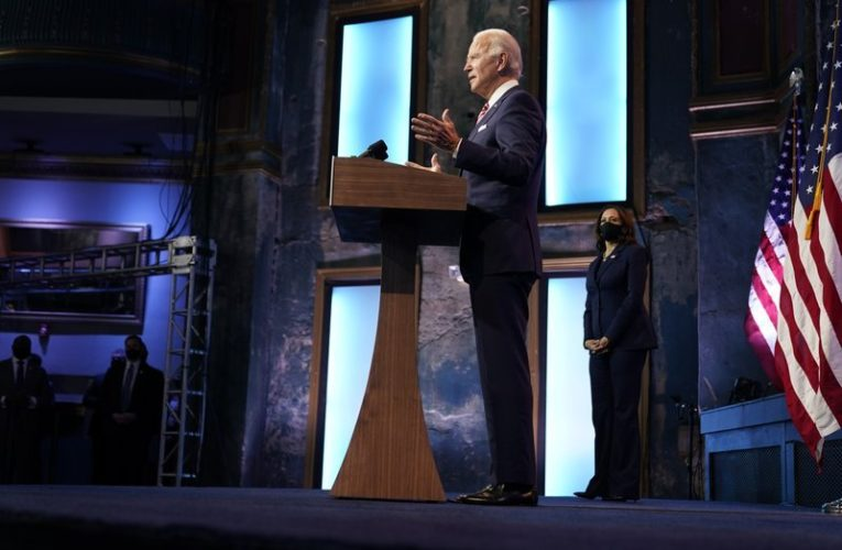 Biden outlines plan to ease economic inequity in U.S amid coronavirus pandemic