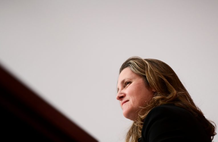 Canada hints at 'major' coronavirus recovery plan but still no brakes on spending