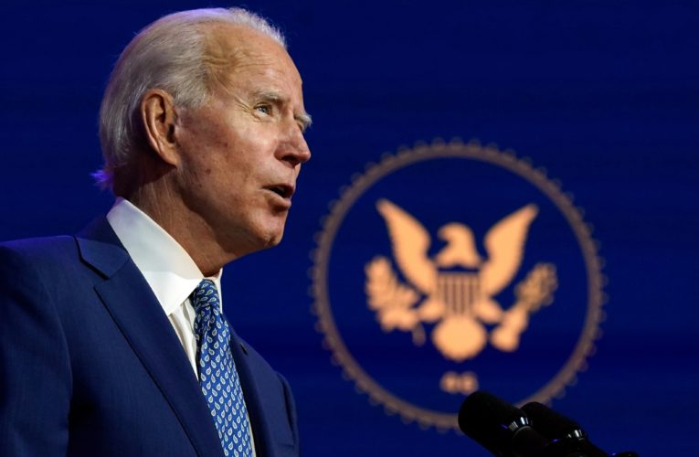 Canadian MPs unanimously call for visit from Biden, Harris after COVID-19