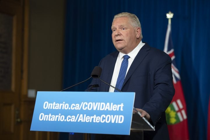 Coronavirus: Ontario premier pushes for clear delivery date for COVID-19 vaccines
