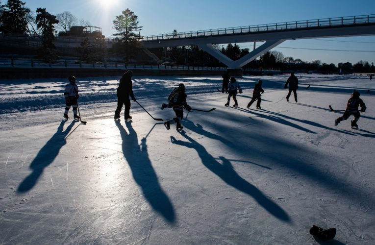 Coronavirus: What you should know about ice skating outdoors this winter