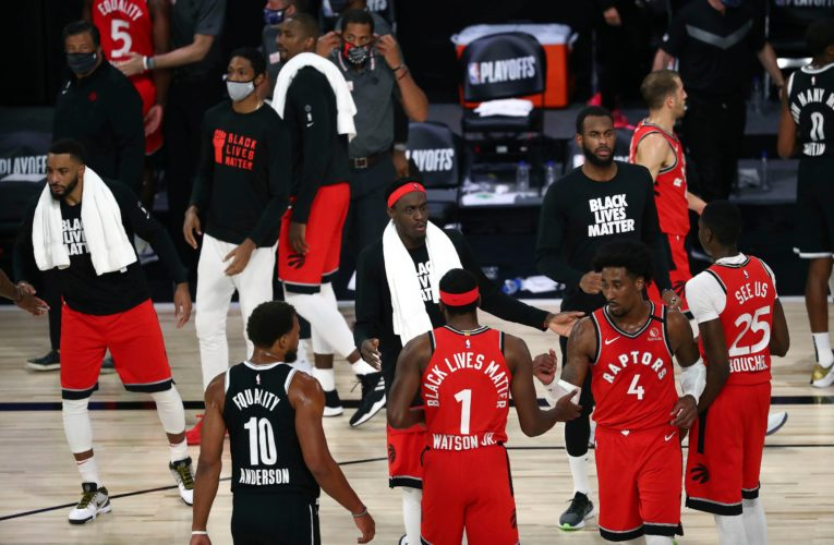 Deputy public health chief says challenges remain for Toronto Raptors to play at home