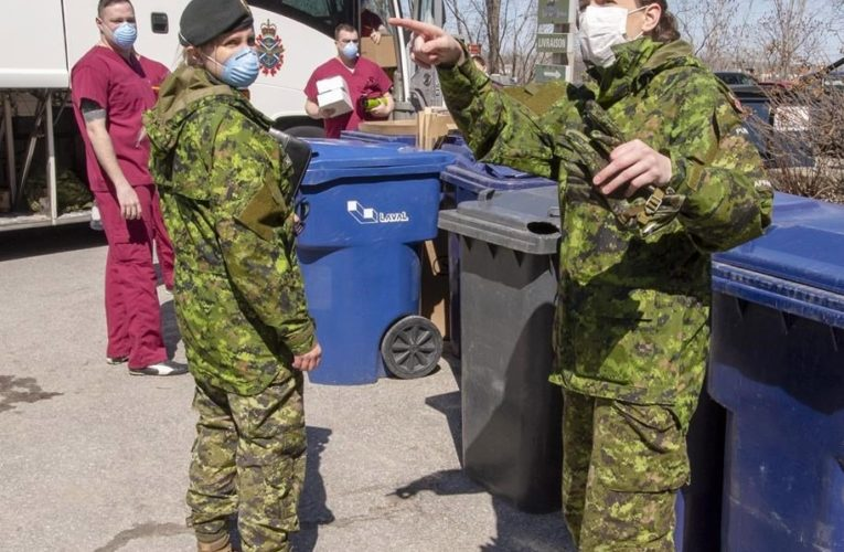 Former top soldier worries feds could slash military budget after coronavirus