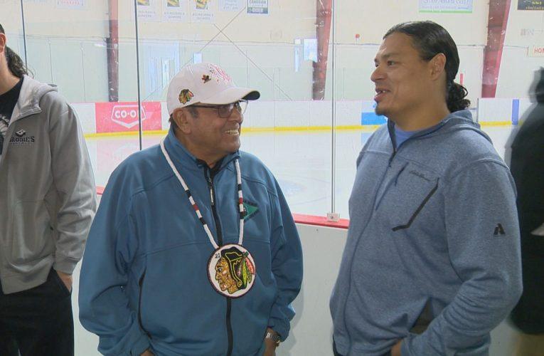Indigenous Ex-NHLer Fred Sasakamoose dead at 86