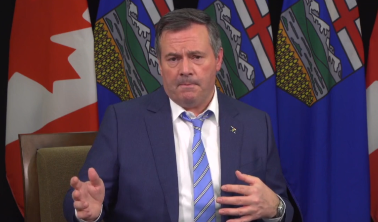 Kenney: Tougher mask law would create a 'backlash' and cause some rural Albertans to unmask