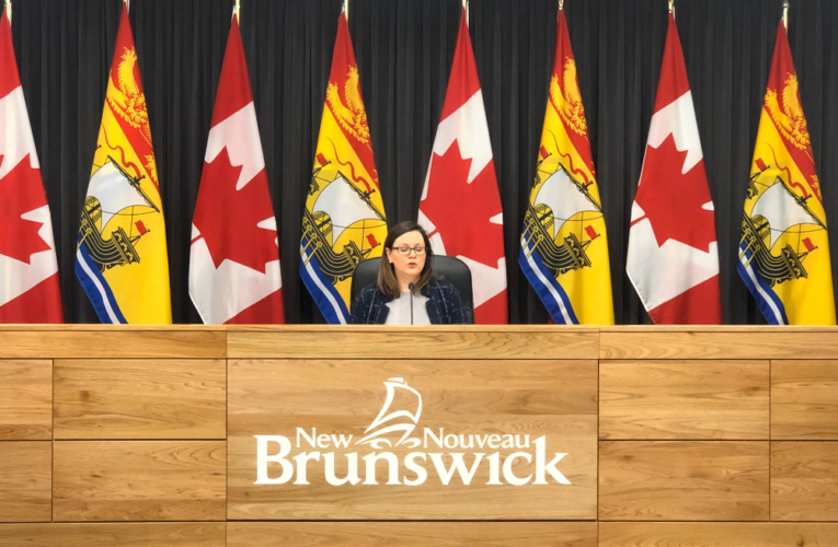 New Brunswick reports 12 new COVID-19 cases, ends Atlantic bubble