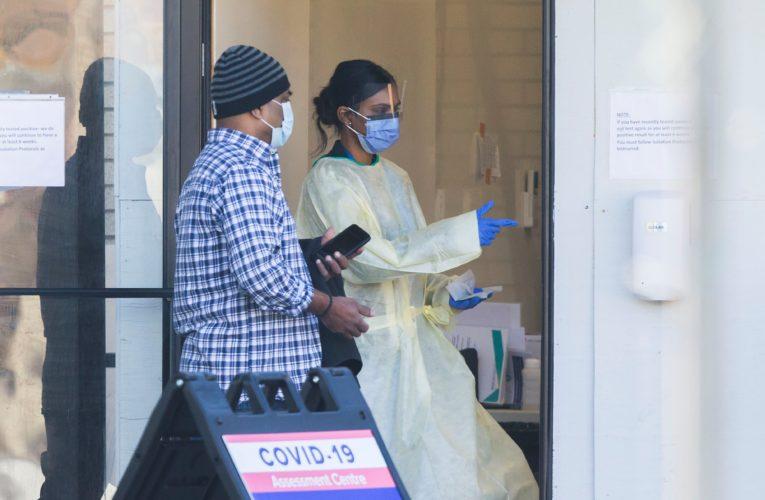 Ontario reports 1,417 new coronavirus cases, 32 more deaths