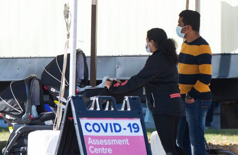 Ontario reports 1,487 new coronavirus cases, 10 more deaths