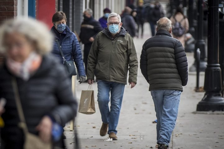 Ontario reports 1,534 new coronavirus cases, 14 deaths