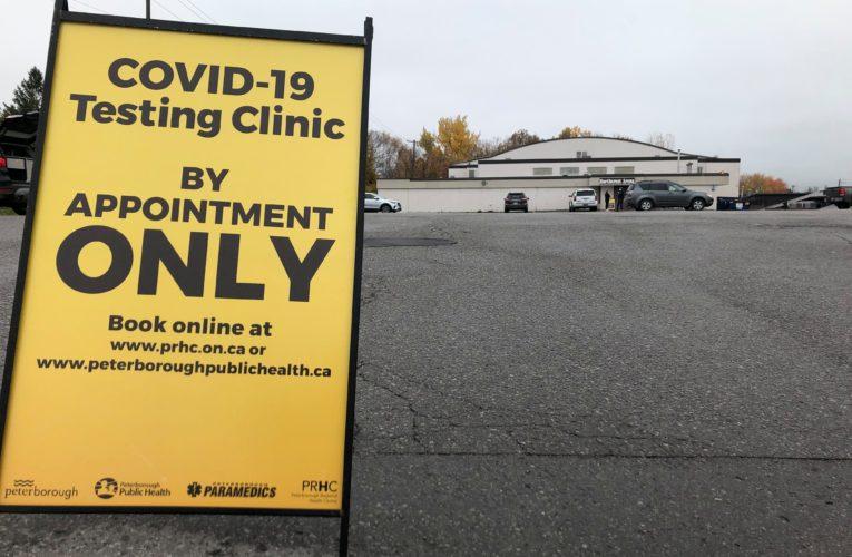 Ontario reports 948 new coronavirus cases, 7 more deaths