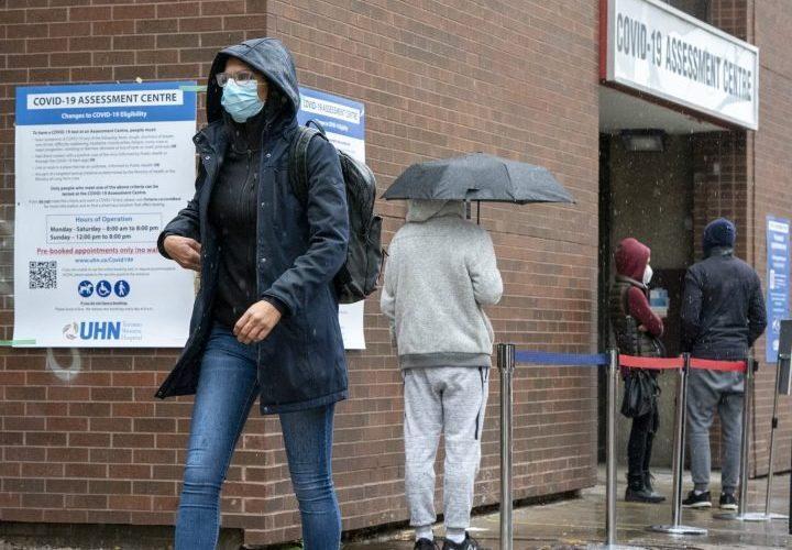 Ontario reports 977 new coronavirus cases, 9 deaths