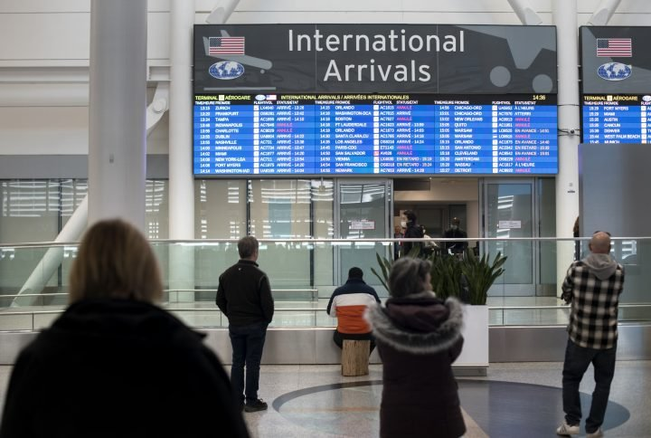 Ottawa extending travel restrictions for foreign nationals until end of January