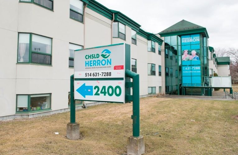 Owners of Dorval's Herron long-term care residence cease operations, residents to be relocated