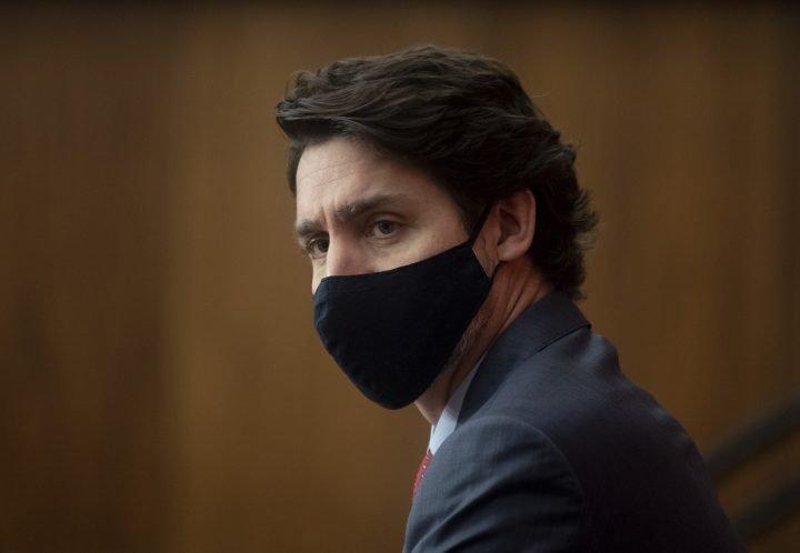 PM Trudeau warns Canadians the future is on the line amid coronavirus surge