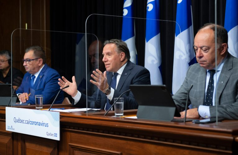 Quebec expected to announce extended holiday school closings