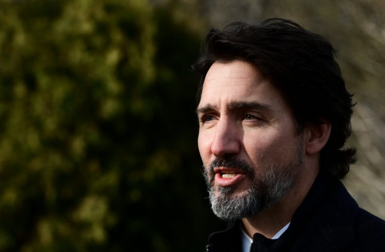 Trudeau cautions against 'preliminary' coronavirus vaccine talk