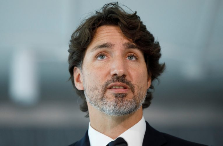 Trudeau says holiday gatherings are on the line unless people act now