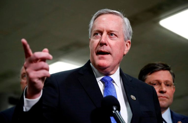 Trump's chief of staff Mark Meadows tests positive for coronavirus