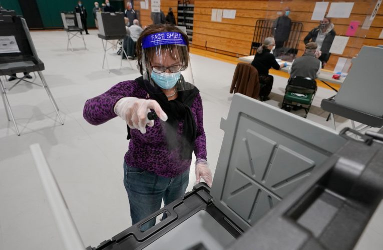 U.S. adds over 91,000 coronavirus cases on Election Day