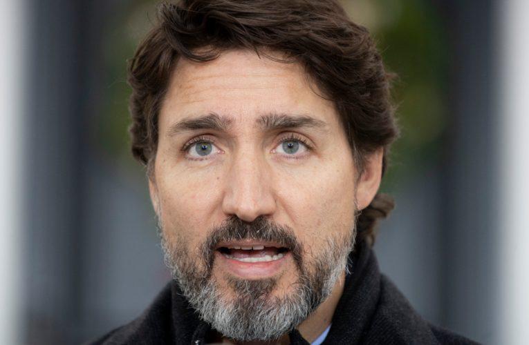 Watch live as Justin Trudeau addresses soaring coronavirus cases in Canada