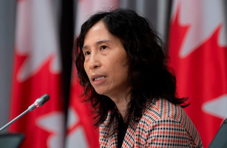 Watch live as Tam, federal officials address rising coronavirus cases in Canada