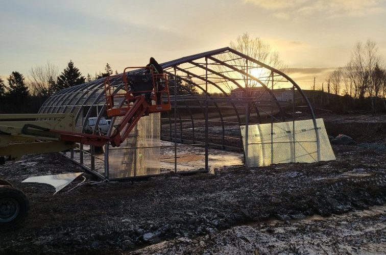 Atlantic First Nations building geothermal greenhouses to address food insecurity