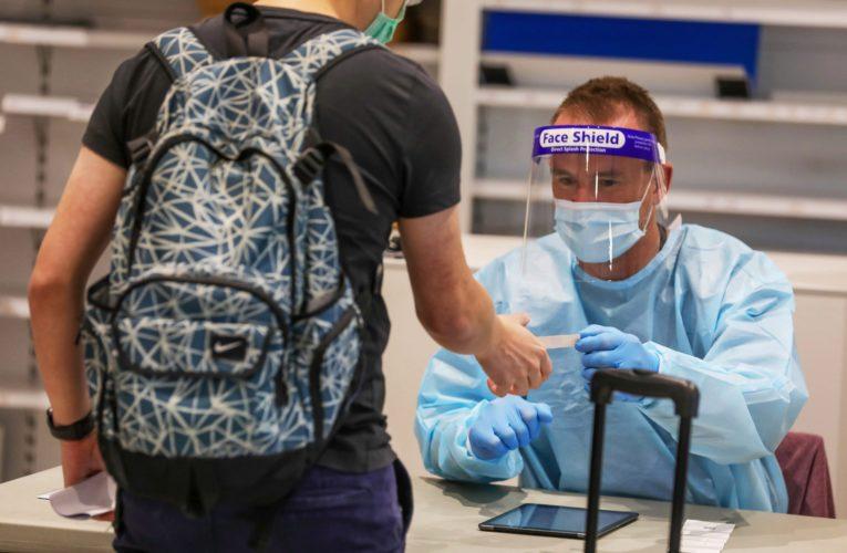 Australia confirms 2 cases of new coronavirus mutation