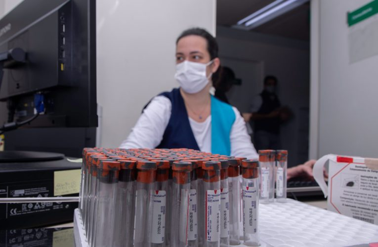 Brazil's mass coronavirus vaccination to begin in March, health official says