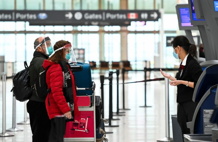 Canada to require all arriving air passengers to show negative COVID-19 test