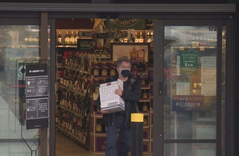 Last call for alcohol: Frustration over B.C. order halting New Year's Eve liquor sales at 8 p.m
