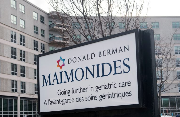 Maimonides set to gain access to some of Quebec's first COVID-19 vaccines