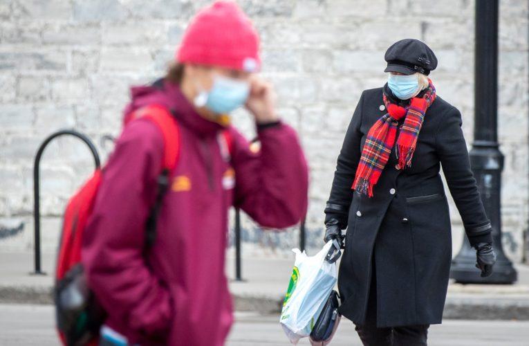 Ontario reports 1,780 new coronavirus cases, 25 deaths.