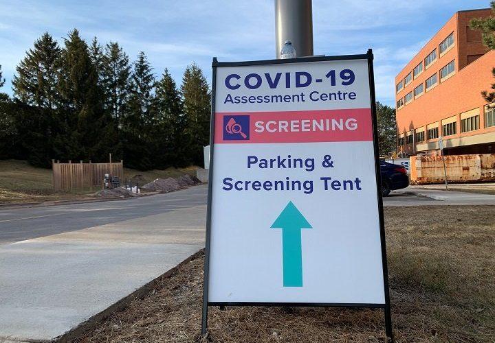 Ontario reports 1,848 new coronavirus cases, 45 deaths