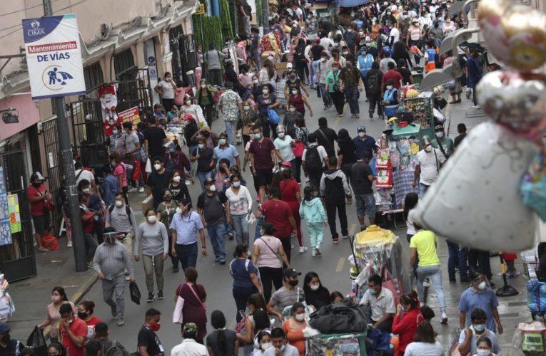 Peru becomes 5th Latin American country to surpass 1 million coronavirus cases